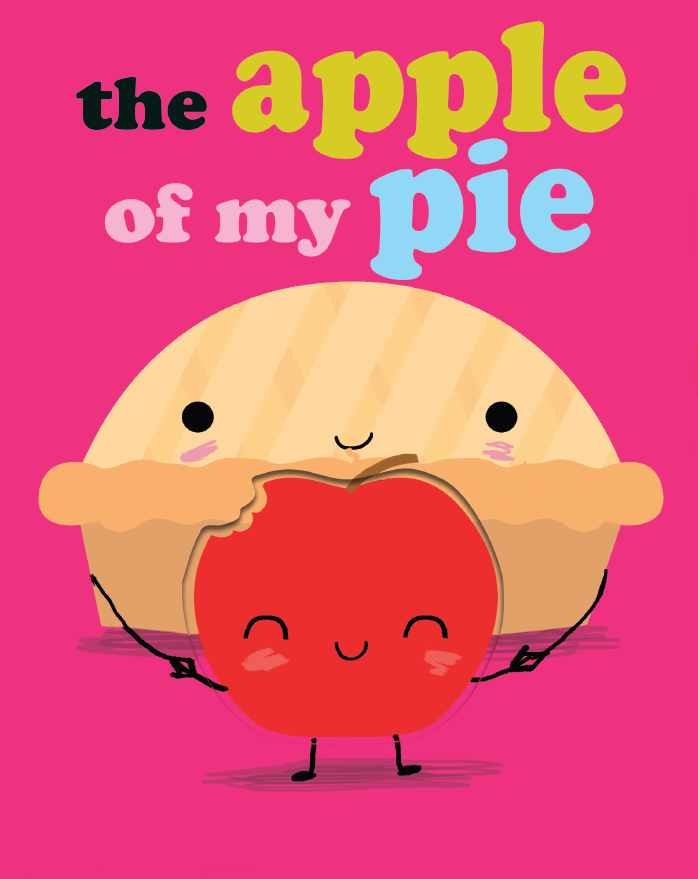 The Apple of My Pie book cover