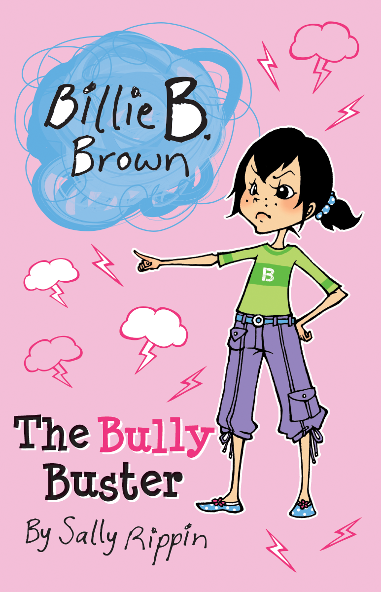 Billie B. Brown The Bully Buster book cover