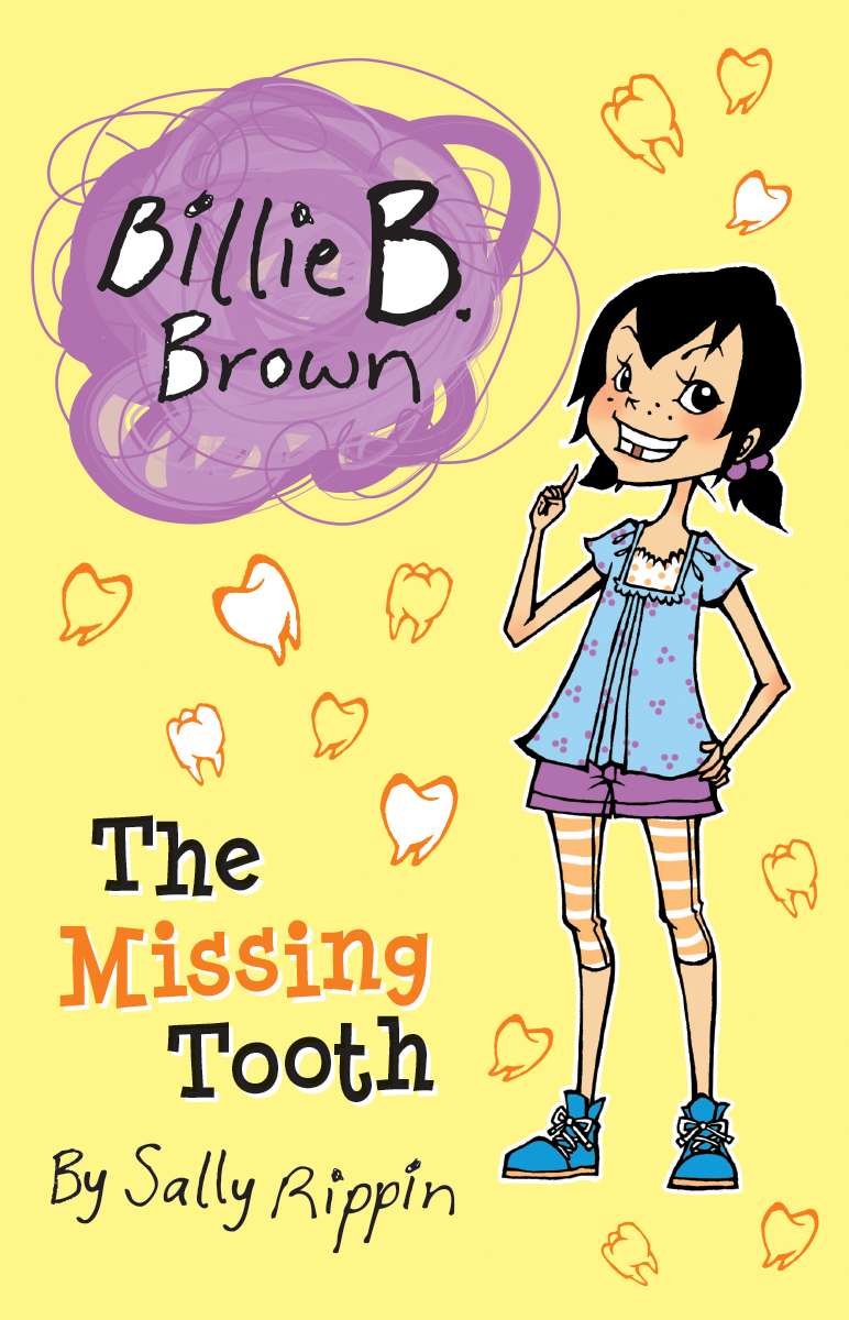 Billie B. Brown The Missing Tooth book cover