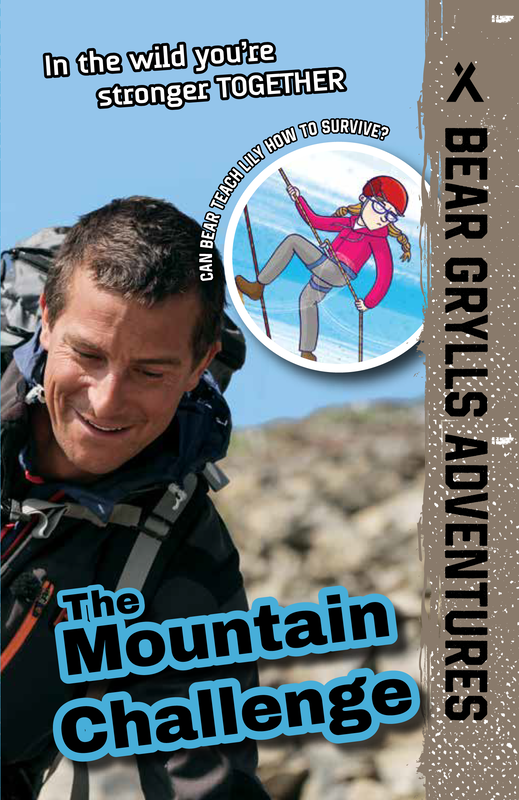 Bear Grylls Adventures: The Mountain Challenge book cover