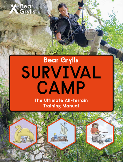 Survival Camp book cover