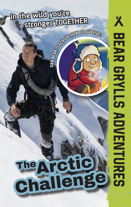 The Arctic Challenge cover