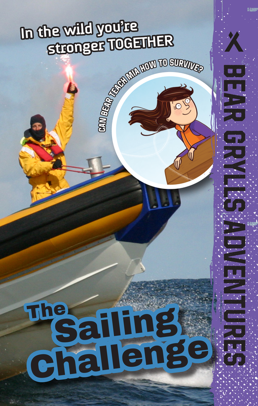 The Sailing Challenge cover