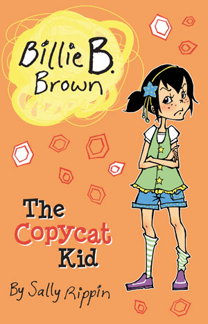 Billie B. Brown The Copycat Kid book cover