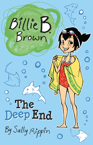 Billie B. Brown The Deep End book cover