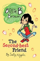Billie B. Brown The Second-best Friend book cover