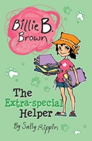Billie B. Brown The Extra-special Helper book cover