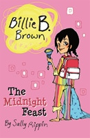 Billie B. Brown The Midnight Feast book cover