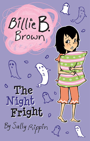 Billie B. Brown The Night Fright book cover