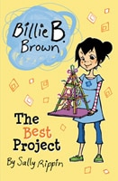 Billie B. Brown The Best Project book cover