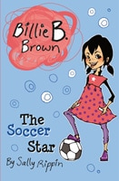 Billie B. Brown The Soccer Star book cover