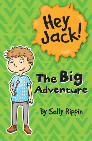 Hey Jack! The Big Adventure book cover