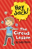 Hey Jack! The Circus Lesson book cover