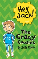 Hey Jack! The Crazy Cousins book cover