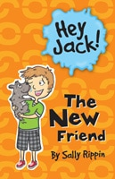 Hey Jack! The New Friend book cover
