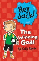 Hey Jack! The Winning Goal book cover
