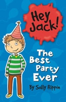 Hey Jack! The Best Party Ever book cover
