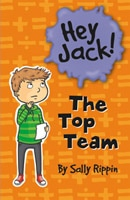 Hey Jack! The Top Team book cover