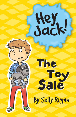 Hey Jack! The Toy Sale book cover