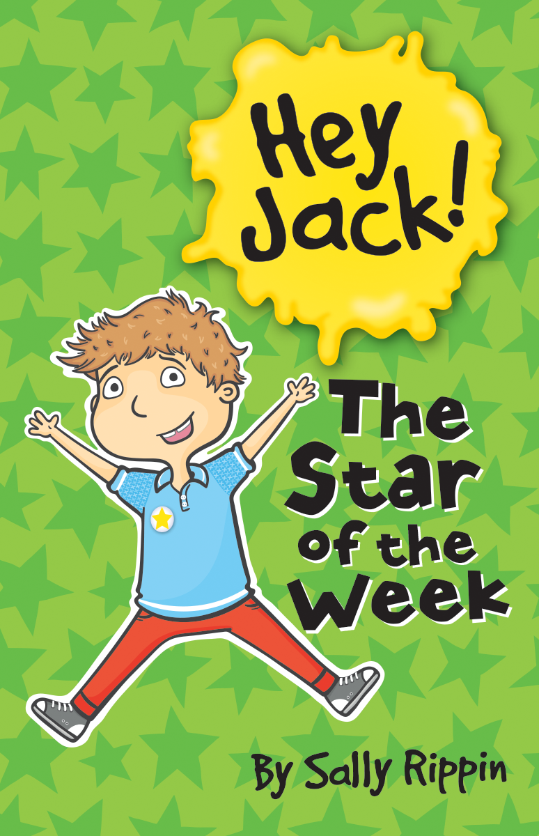 Hey Jack! The Star of the Week book cover