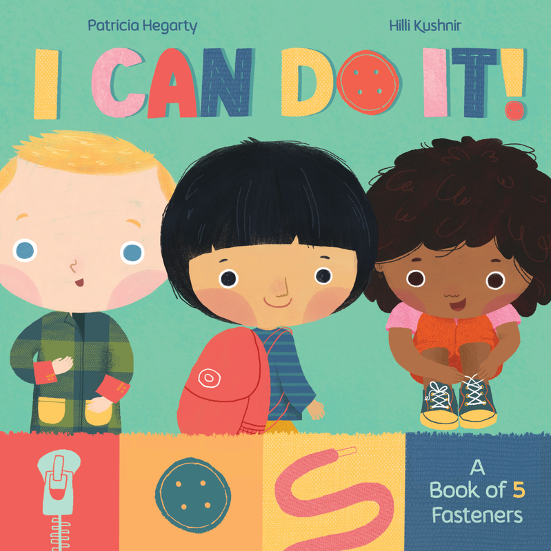 I Can Do It! book cover