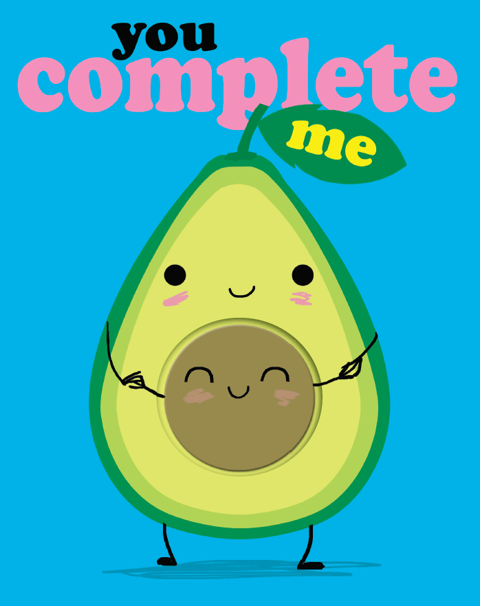 You Complete Me book cover